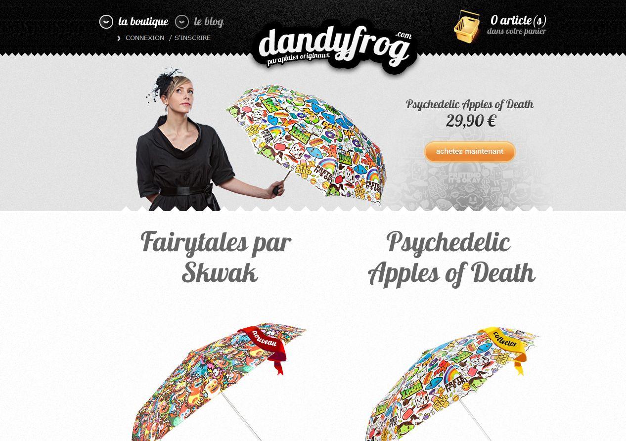 dandyfrog