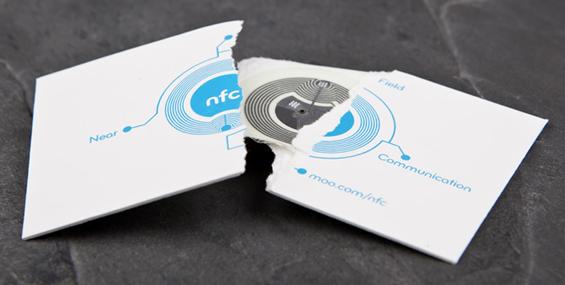 Carte NFC