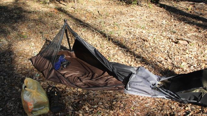 freestyle bivypack sac à dos tente chasseursdecool 04
