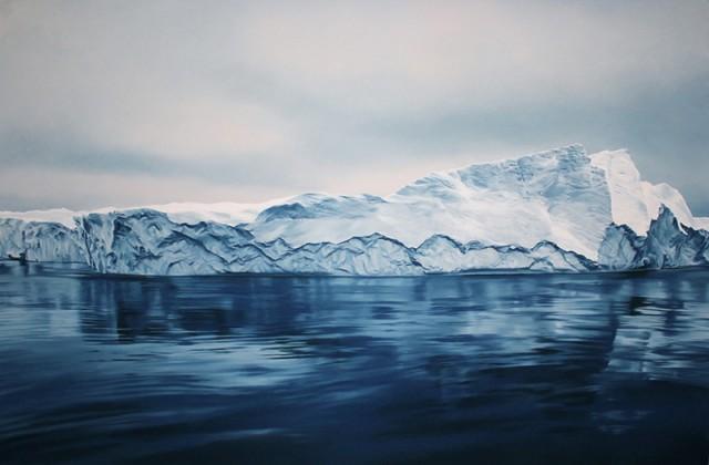 Pastel-Icebergs-by-Zaria-Forman-1-640x420