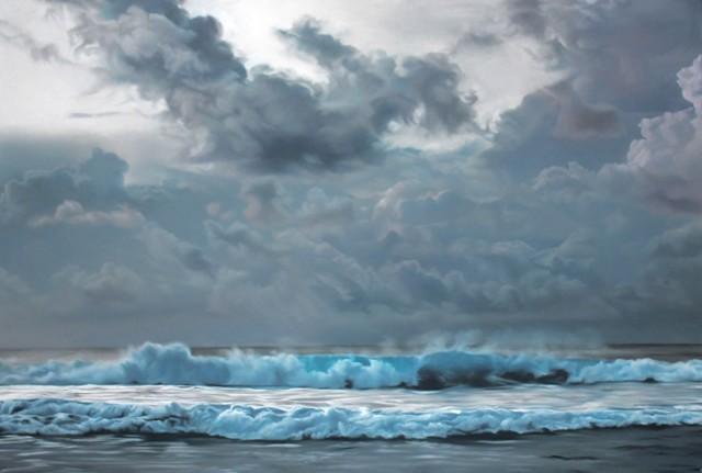 Pastel-Icebergs-by-Zaria-Forman-10-640x431