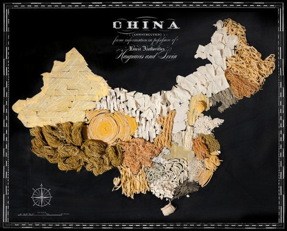 henry-hargreaves-+-caitlin-levin-map-countries-most-popular-food-designboom-09-580x467