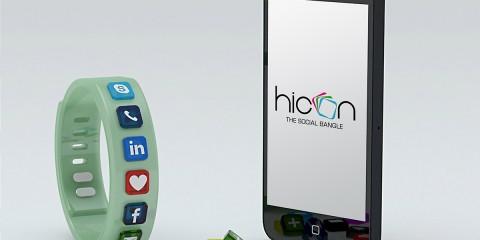 Hicon-bracelet-connecte