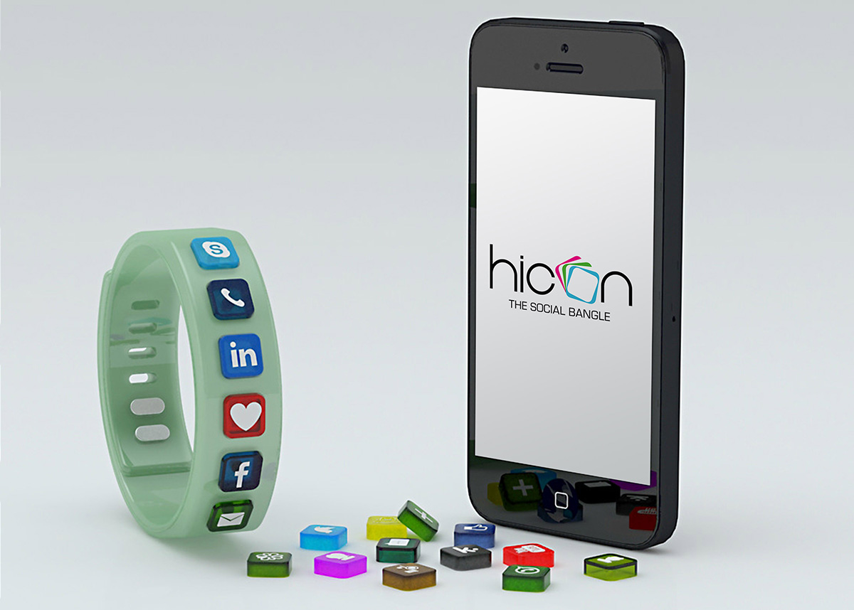 Hicon-bracelet-connecte