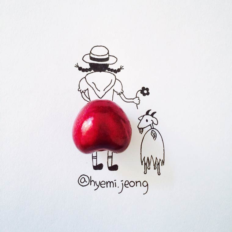 hyemi-jeong-illustration-cherry