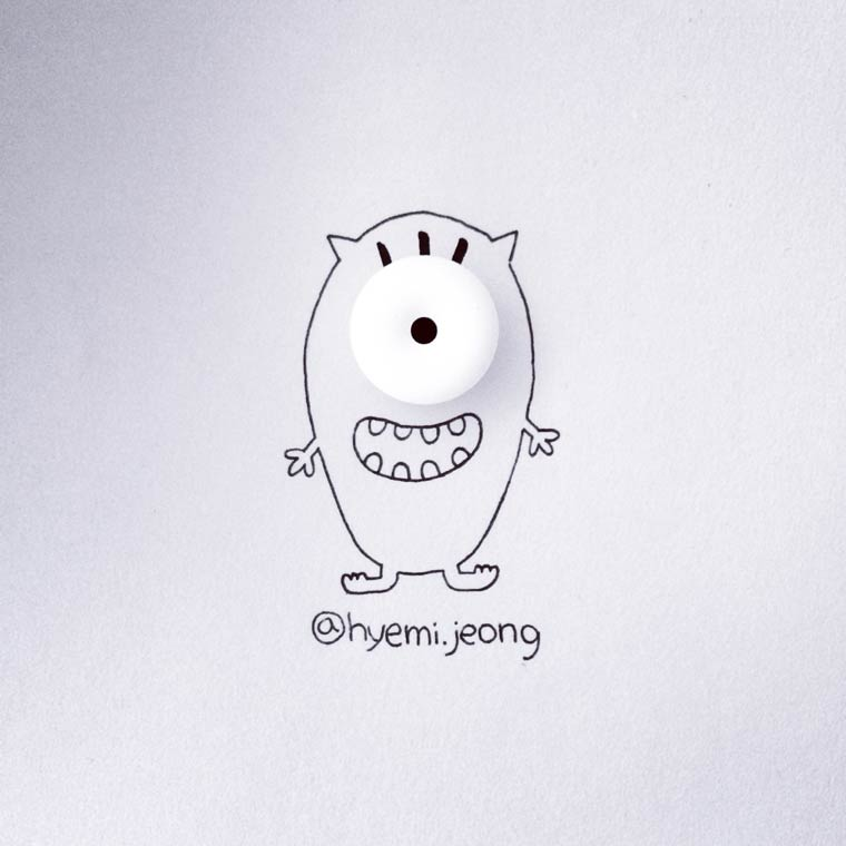 hyemi-jeong-illustration-monster