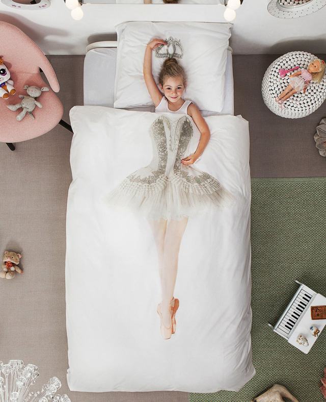 snurk-ballerina