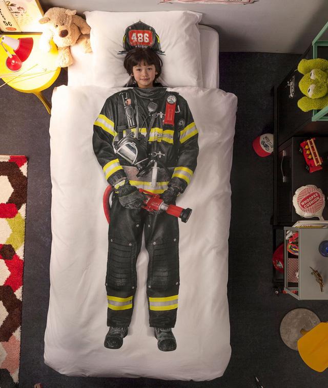 snurk-pompier