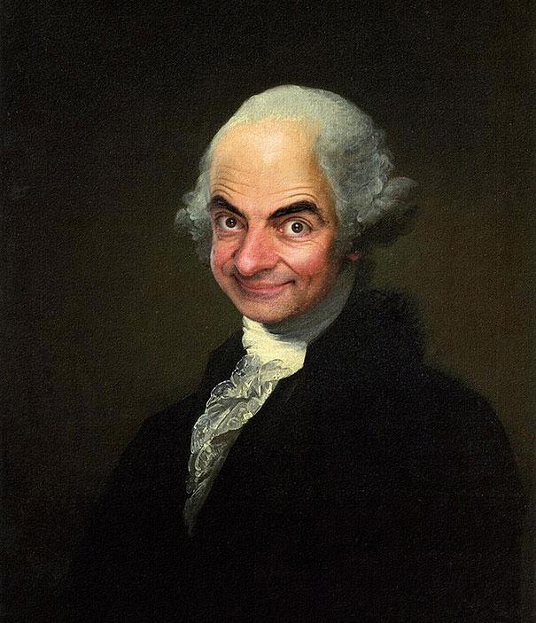 Img1-mr-bean-rowan-atkinson-historic-portraits-recreations-rodney-pike-10