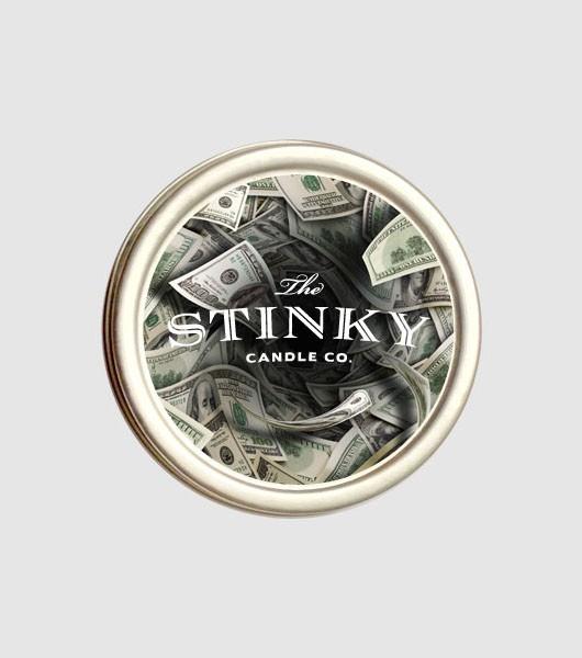 argent-stinky-bougies-parfumees-originales