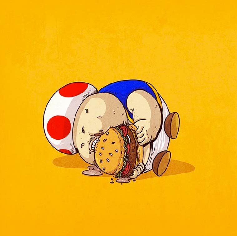 fat-Fat-Pop-Culture-Alex-Solis-illustration-7