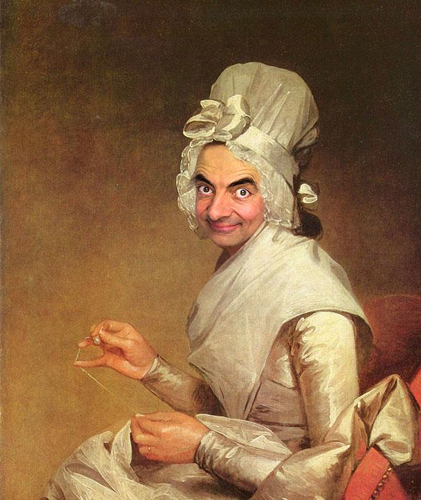 image-mr-bean-rowan-atkinson-historic-portraits-recreations-rodney-pike-7