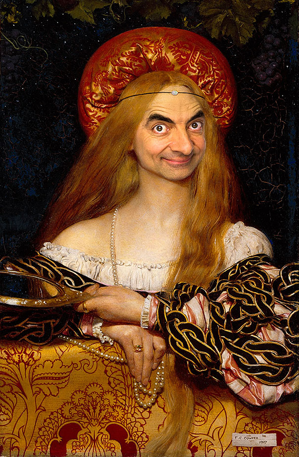 image2-mr-bean-rowan-atkinson-historic-portraits-recreations-rodney-pike-8
