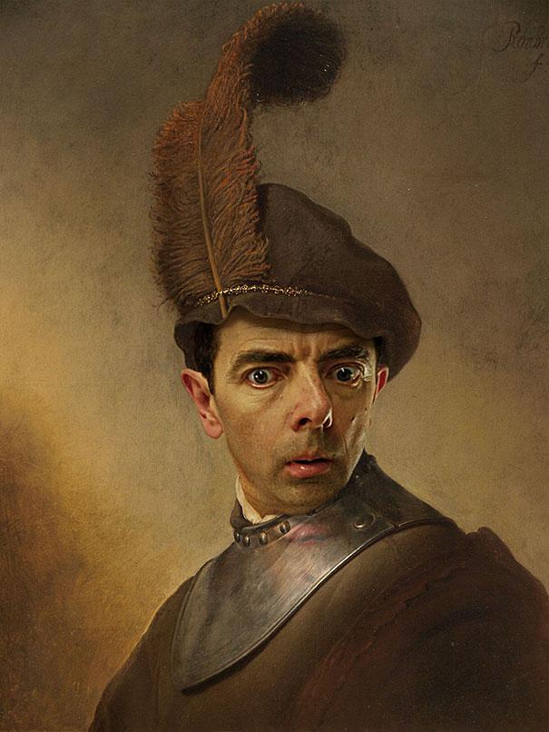img-mr-bean-rowan-atkinson-historic-portraits-recreations-rodney-pike-1