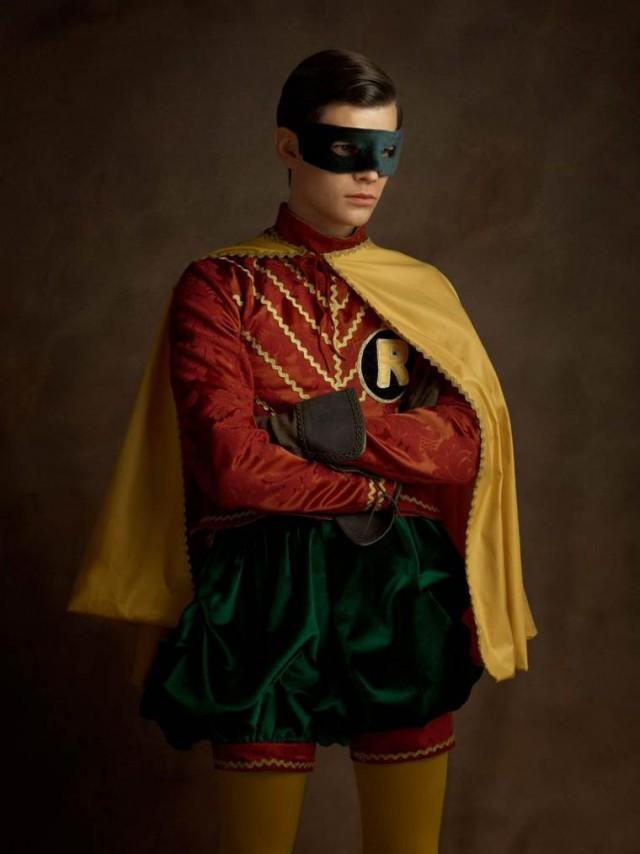 Super-Heroes-robin