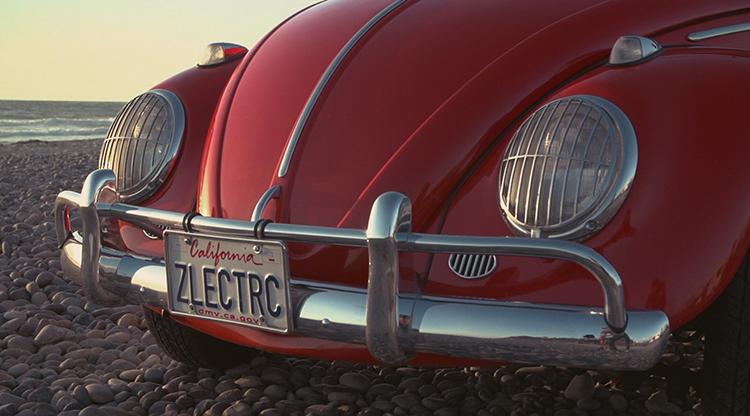 new beetle electrique