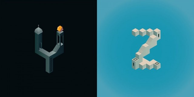 Alphabet-Inspired-by-Monument-Valley_6-640x320