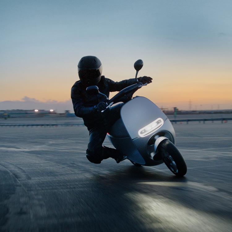 CES 2015 gogoro scooter electrique