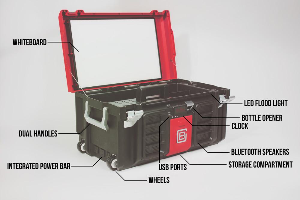 coolbox boite outil