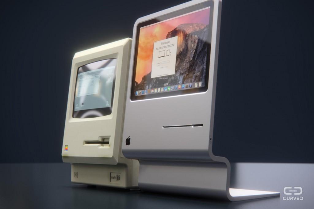 iMac redesign