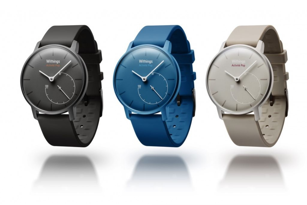 Withings Activité Pop montre connectée