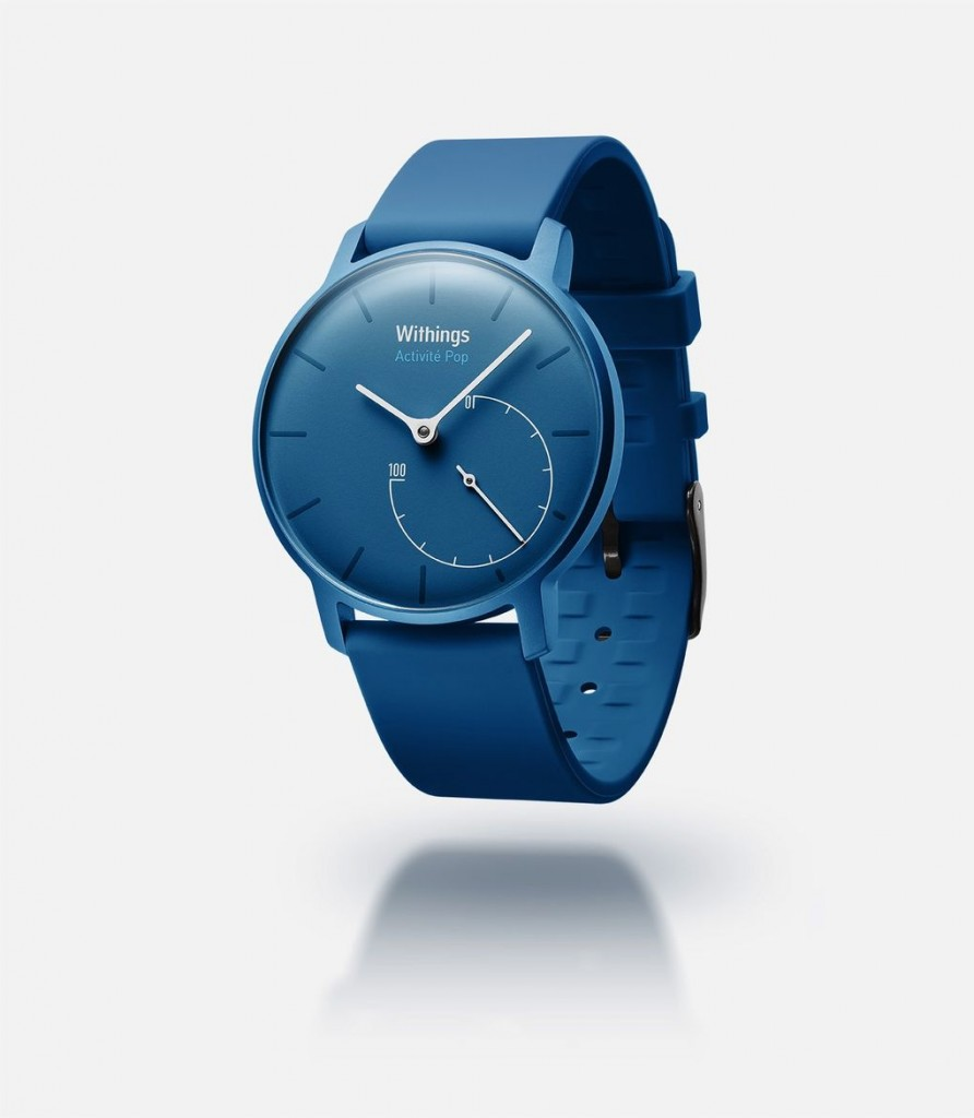 Withings Activité Pop bleue