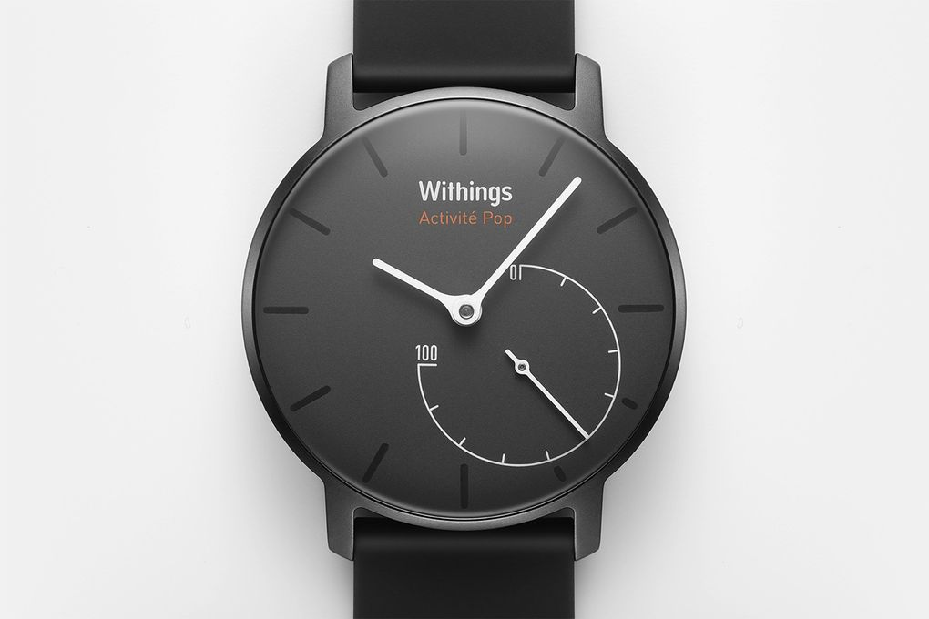 withings activité pop cadran