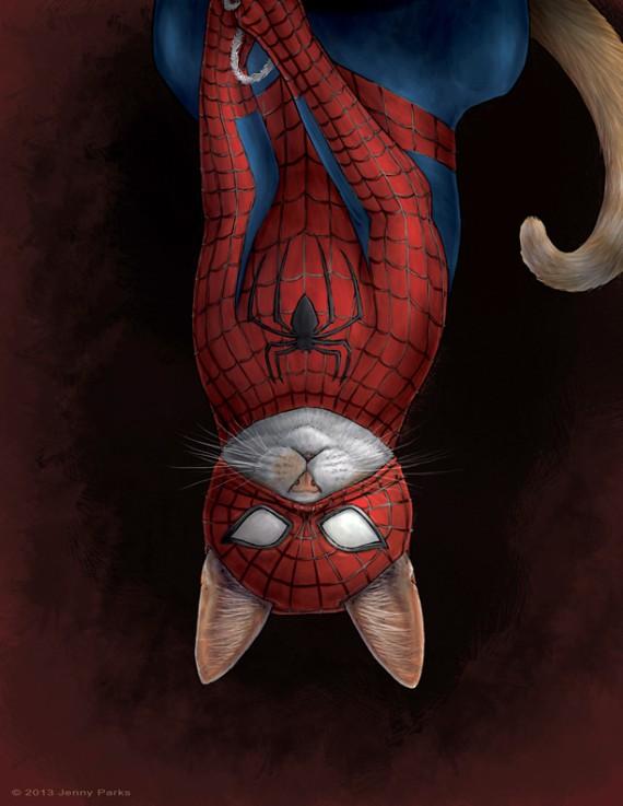 3_1_2_quand-les-chats-jouent-super-heros-spider-man