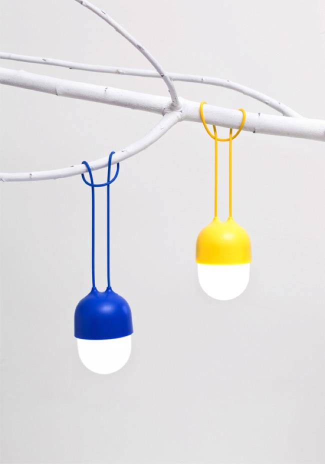 Lampe Led-design-