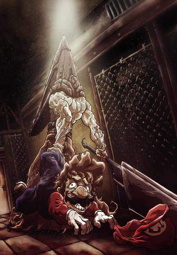 combat illustré
