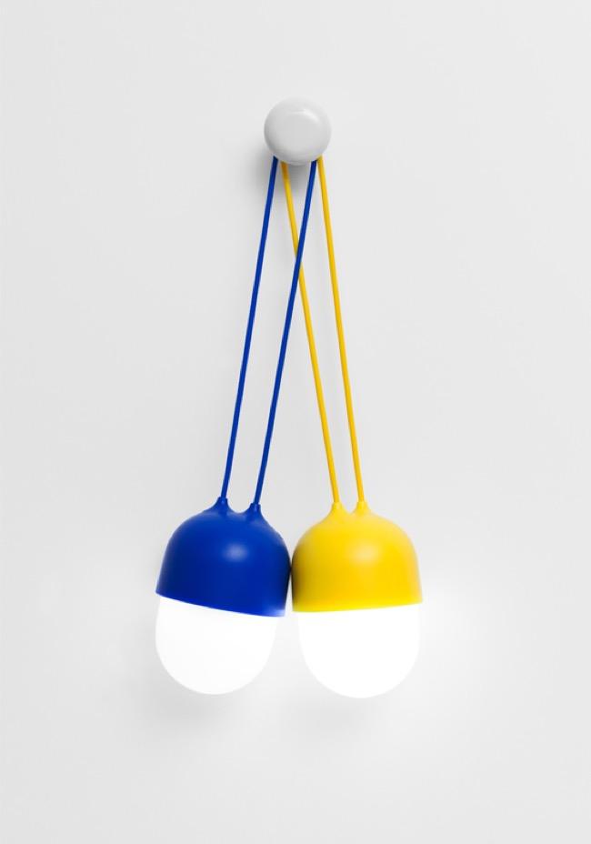 Lampe Qui Partout Led À S'accroche CloverLa qR54Lj3A