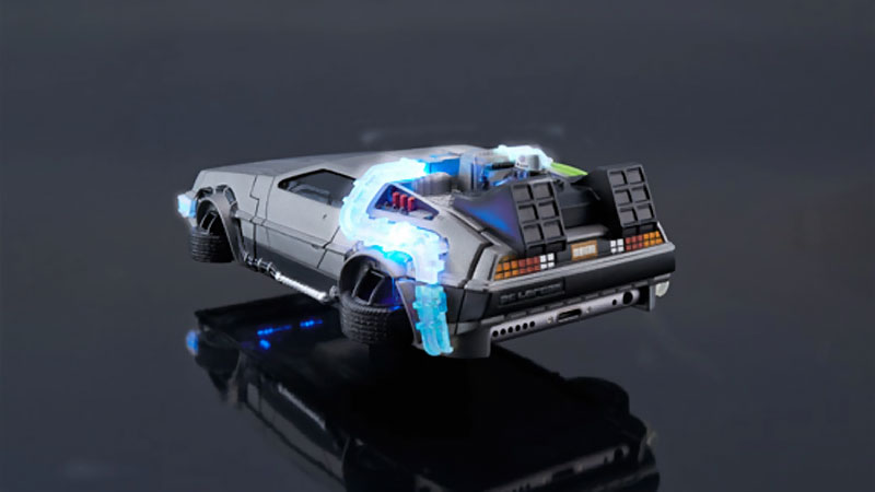 delorean coque iphone6 back to the future