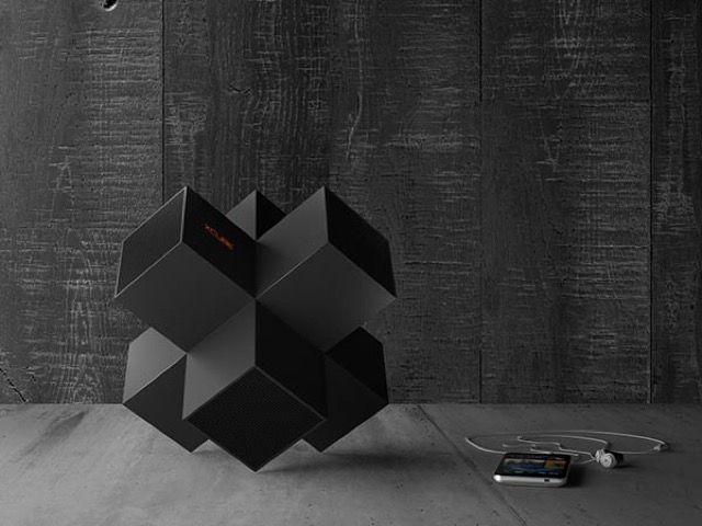 Xcube-Speaker