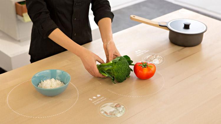 ikea cuisine du futur