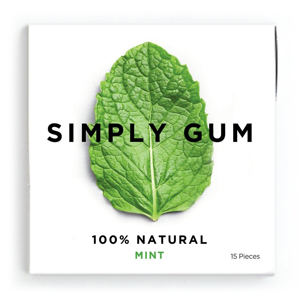 Simply gum : des chewing gums 100% naturels