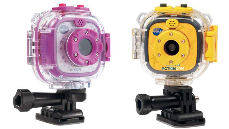 vtech kidizoom action cam la gopro abordable des aventuriers en herbe. Black Bedroom Furniture Sets. Home Design Ideas