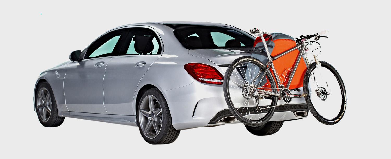 Trunkmonkey le porte v lo gonflable pour voiture - Porter plainte pour degradation de vehicule ...