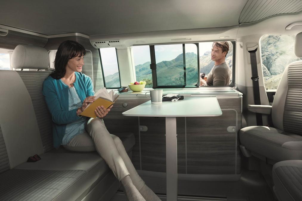 volkswagen california camper van version 2016. Black Bedroom Furniture Sets. Home Design Ideas
