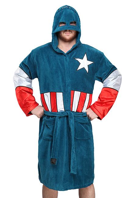 peignoir_super_hero_capitain_america