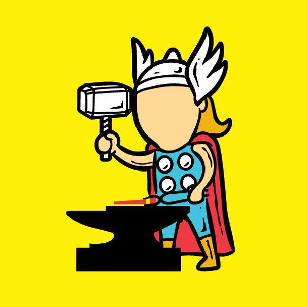 Superhero34