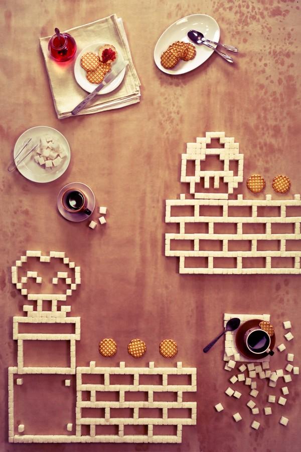 8 bit teatime (Super Mario Bros. )_part 1