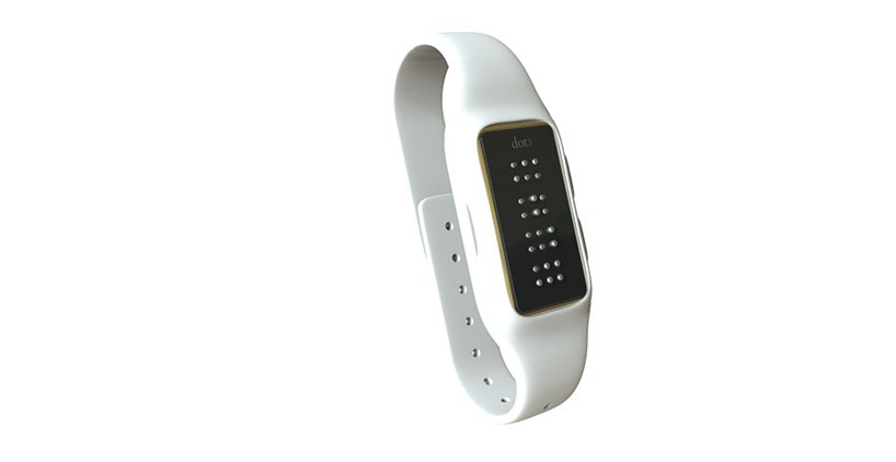Dot-Braille-Smartwatch
