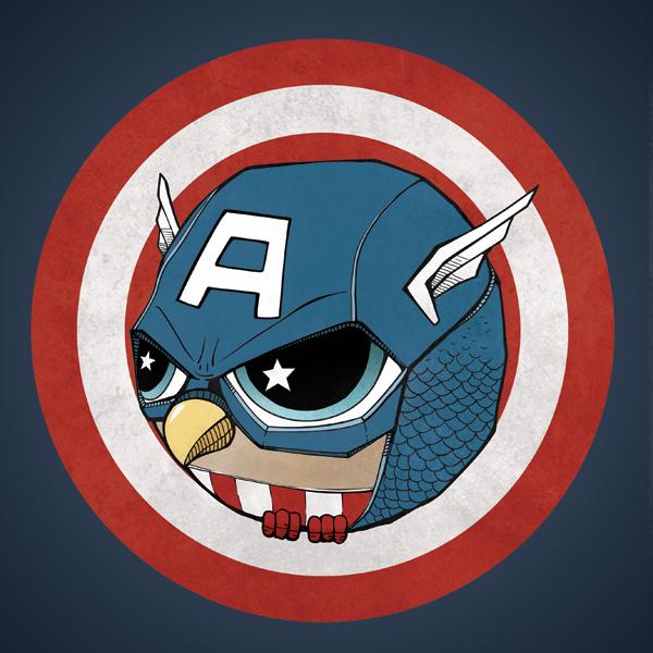 Kapitan-Amerykanulka