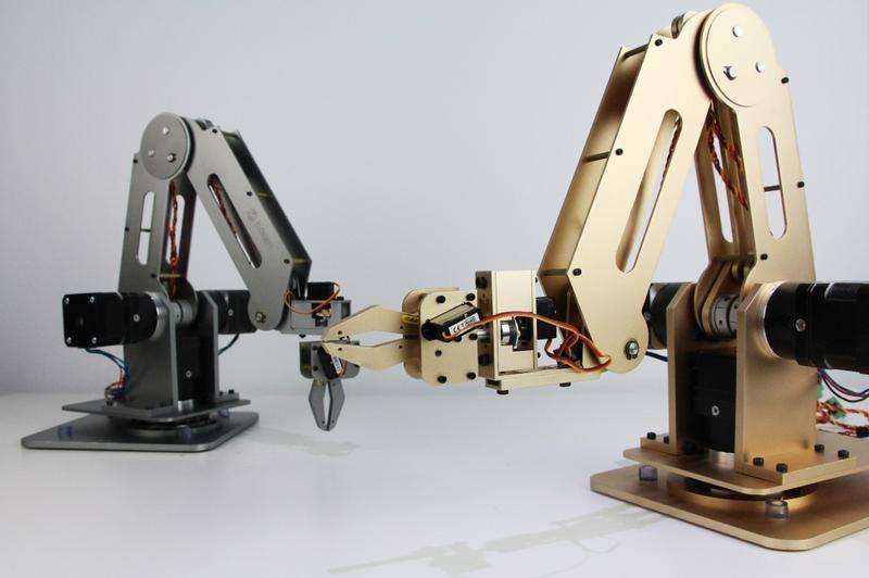 bras robotise
