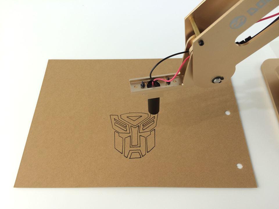 dobot bras robotisé open source