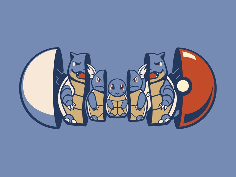 pokemon_illustration_pokeballs_evolutions_02