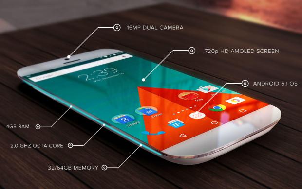 comet smartphone flottant etanche indiegogo 02