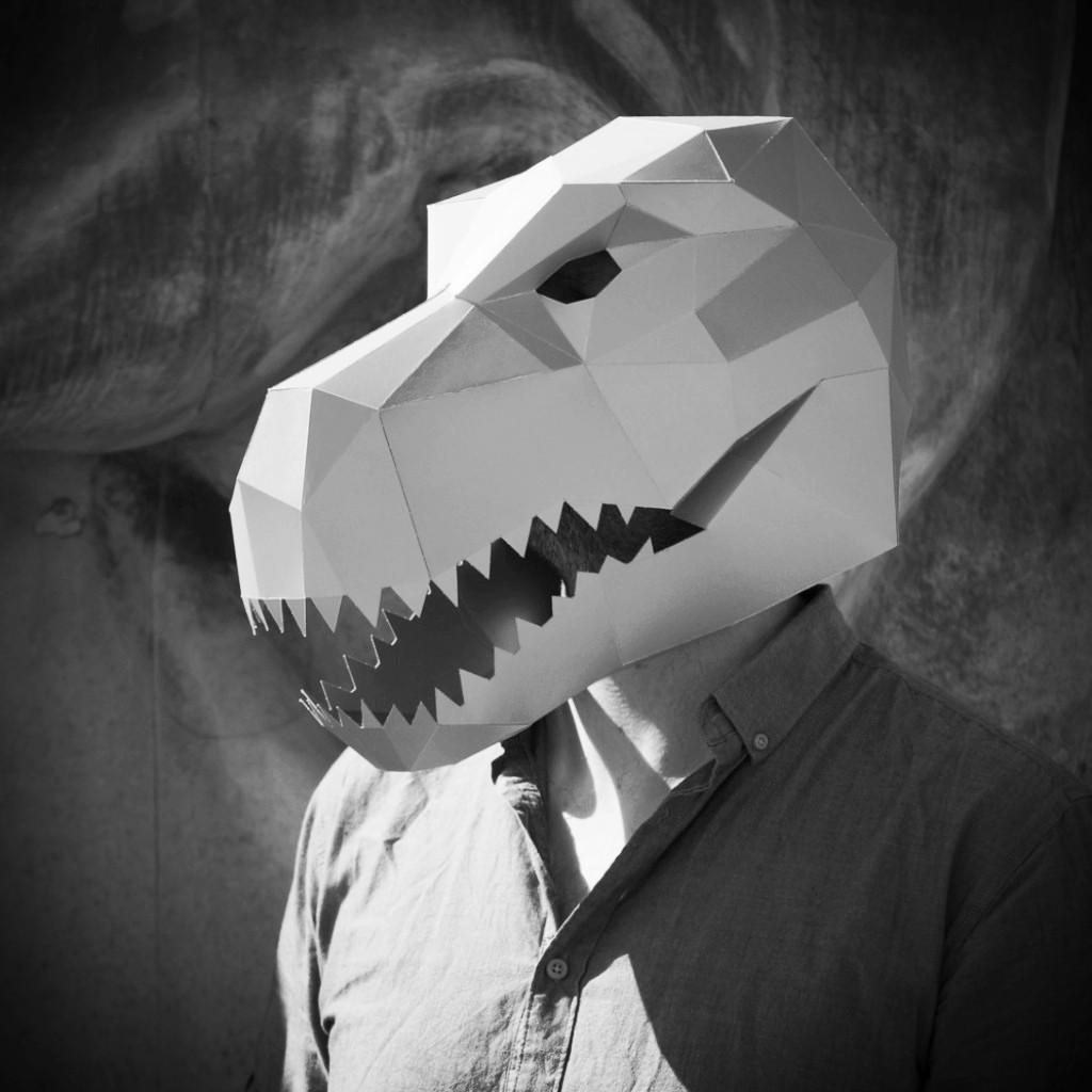 masque halloween origami 08