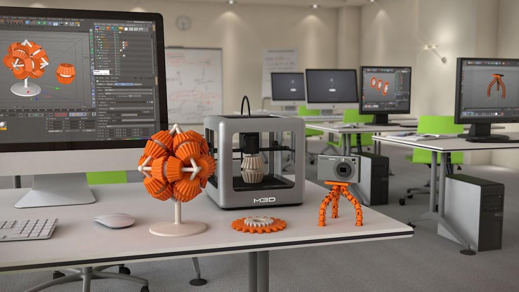 micro 3D imprimante 3D