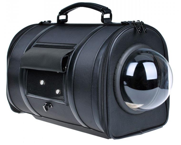 cat backpacks un sac de voyage avec hublot pour les. Black Bedroom Furniture Sets. Home Design Ideas